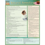 BarCharts Natural Remedies Quick Study Guide
