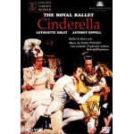 Cinderella (Royal Ballet) DVD