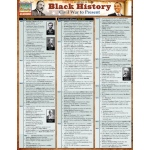 BarCharts Black History: Civil War To Quick Study Guide