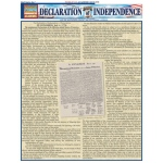 BarCharts Declaration Of Independence Quick Study Guide