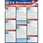 BarCharts U.S. Presidents Quick Study Guide