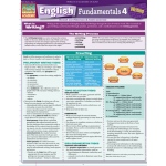 BarCharts English Fundamentals 4 Quick Study Guide