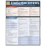 BarCharts English Verbs Quick Study Guide