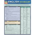 BarCharts English Vocabulary Quick Study Guide