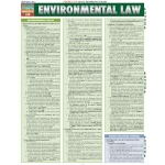 BarCharts Environmental Law Quick Study Guide