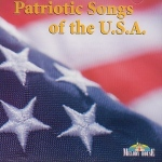 Melody House Patriotic Songs of the U.S.A. CD: Grades K-6th