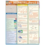 BarCharts Geometry Part 2 Quick Study Guide