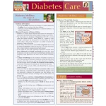BarCharts Diabetes Care Quick Study Guide