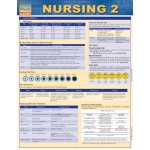 BarCharts Nursing 2 Quick Study Guide