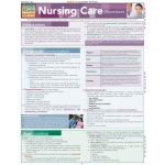 BarCharts Nursing Care Procedures Quick Study Guide