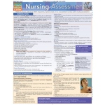 BarCharts Nursing: Assessment Quick Study Guide