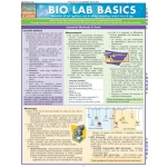 BarCharts Bio Lab Basics Quick Study Guide