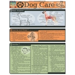 BarCharts Dog Care Quick Study Guide