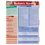 BarCharts Pediatric Nursing Quick Study Guide