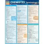 BarCharts Chemistry Terminology Quick Study Guide