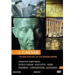 i, Caesar: The Rise and Fall of the Roman empire DVD