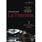 La Traviata - Verdi (Teatro Real Madrid) DVD