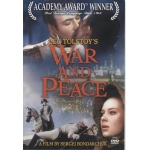 Leo Tolstoy's War And Peace DVD