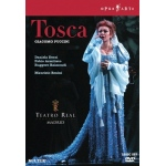 Tosca - Puccini (Teatro Real Madrid) DVD