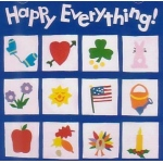 Melody House Happy Everything CD: Grades PS-2nd, Set of 2