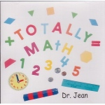 Melody House Totally Math CD: Grades PreK-2nd