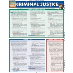 BarCharts Criminal Justice Quick Study Guide