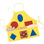 Monkey Mitt Storytelling Teacher's Apron