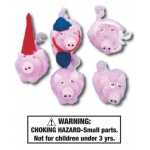 This Little Piggy Characters: Set of 5