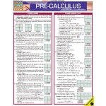 BarCharts Pre-Calculus Quick Study Guide
