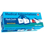 BarCharts Medical Abbreviations