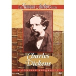 Famous Authors: Charles Dickens DVD