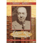 Famous Authors: Edgar Rice Burroughs DVD