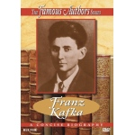 Famous Authors: Franz Kafka DVD