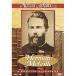Famous Authors: Herman Melville DVD