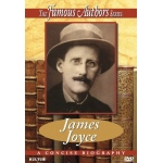 Famous Authors: James Joyce DVD