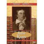Famous Authors: John Keats DVD