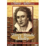Famous Authors: Percy Bysshe Shelley DVD