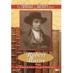 Famous Authors: Robert Burns DVD