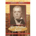 Famous Authors: Sir Walter Scott DVD
