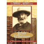Famous Authors: Walt Whitman DVD