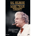 Hal Holbrook's Mark Twain Tonight! DVD