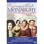 A Heritage of British Monarchy (3 Programs) History, Romance and Scandals DVD
