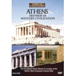 Athens: Mother of Western Civilization - Sites of the World's Cultures DVD