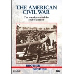Brother Against Brother: The American Civil War DVD
