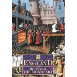 Great Kings of England: Richard the Lionheart DVD
