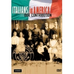 Italians In America: Our Contribution DVD