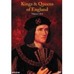 Kings & Queens of England Box Set DVD
