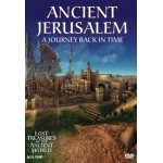 Lost Treasures of the Ancient World: Ancient Jerusalem DVD