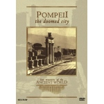 Lost Treasures of the Ancient World: Pompeii DVD