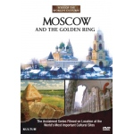 Moscow and the Golden Ring - Sites of the World's Cultures DVD